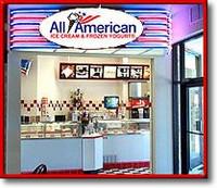 All American Ice Cream & Frozen Yogurt Shops Franchise Image 1