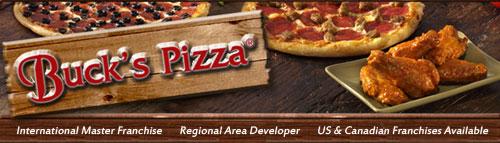 Buck Pizza Franchise