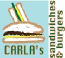 Carlas Sandwiches & Burgers Logo
