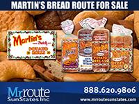 Martins Supermarket Food Truck